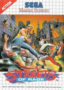 Streets of Rage Master System