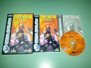 Duke Nukem 3D - Sega Saturn