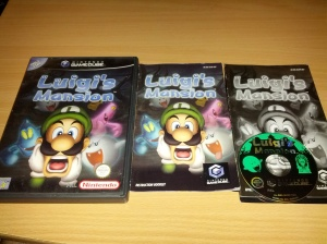 Luigi's Mansion - Nintendo Gamecube