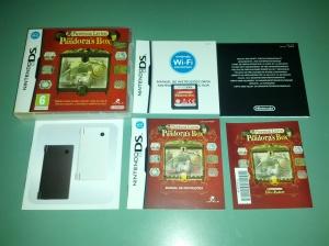 Professor Layton and Pandora's Box - Nintendo DS