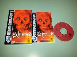 Exhumed - Sega Saturn