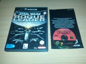 Star Wars Rogue Squadron II - Rogue Leader - Nintendo Gamecube