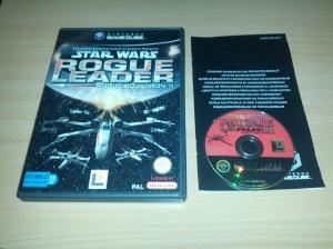 Star Wars Rogue Squadron II - Rogue Leader - Nintendo Gamecube