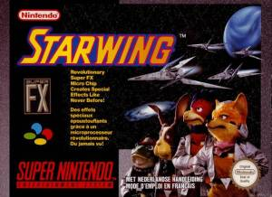 Star Wing - SNES
