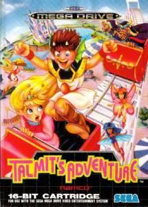 Talmit's Adventure