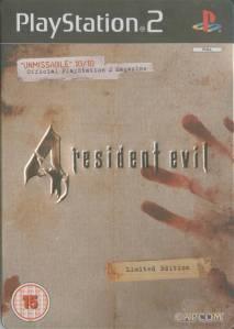 Resident Evil 4 LE