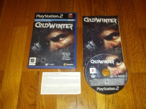 Cold Winter - Sony Playstation 2