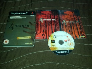 Resident Evil 4 LE - Sony Playstation 2