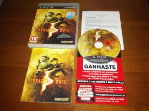 Resident Evil 5 Gold Edition - Sony Playstation 3