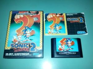 Sonic the Hedgehog 2 - Sega Mega Drive