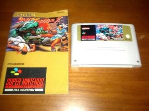 Street Fighter II - Super Nintendo