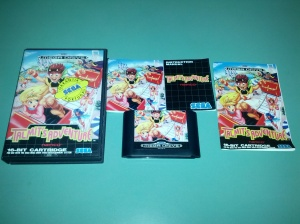 Talmit's Adventure - Sega Mega Drive