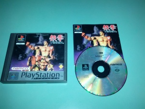 Tekken Platinum - Sony Playstation