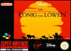 The Lion King SNES