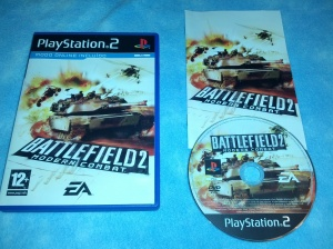 Battlefield 2 Modern Combat (Sony Playstation 2)