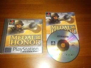 Medal of Honor - Sony Playstation