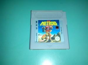 Metroid II - apenas o cartucho, versão americana