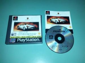 Porsche Challenge - Sony Playstation