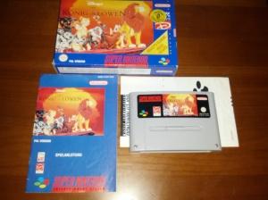 The Lion King - Super Nintendo