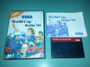 World Cup Italia 90 - Sega Master System