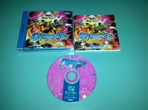 Dynamite Cop - Sega Dreamcast