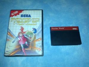 Psychic World - Sega Master System
