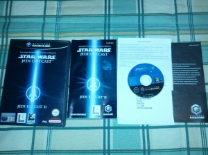 Star Wars Jedi Knight 2 - Jedi Outcast - Nintendo Gamecube