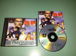 Tekken 2 - Sony Playstation