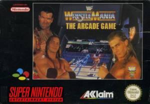 Wrestlemania - The Arcade Game - SNES