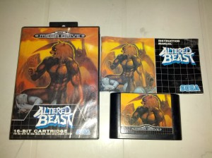 Altered Beast - Sega Mega Drive