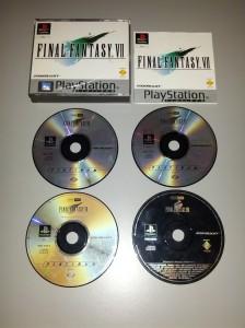 Final Fantasy VII - Sony Playstation