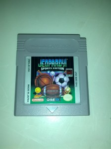 Jeopardy Sports Edition - Nintendo Gameboy