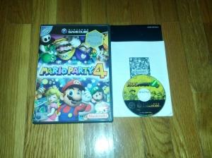 Mario Party 4 - Nintendo Gamecube