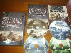 Medal of Honor Allied Assault Deluxe - PC
