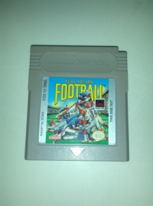 Play Action Football - Nintendo Gameboy