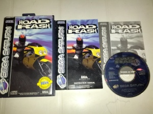 Road Rash - Sega Saturn