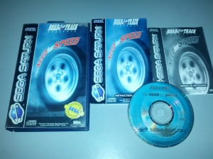 The Need for Speed - Sega Saturn