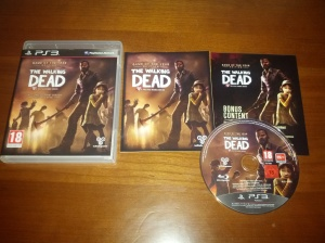The Walking Dead GOTY - Sony Playstation 3