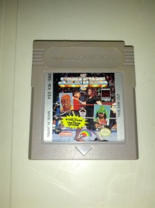 WWF Superstars - Nintendo Gameboy