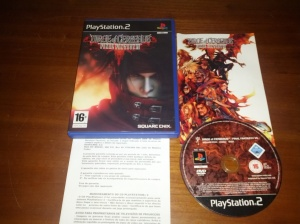 Dirge of Cerberus - Final Fantasy VII - Sony Playstation 2