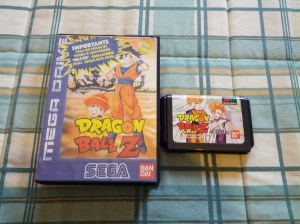 Dragon Ball Z - Sega Mega Drive