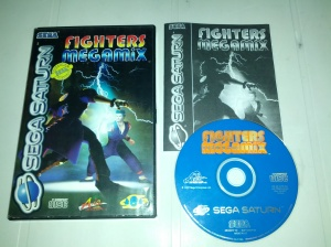 Fighters Megamix - Sega Saturn