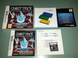 Ghost Trick - Nintendo DS