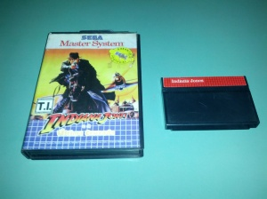 Indiana Jones e a Ultima Cruzada - Sega Master System