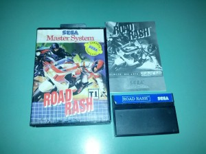 Road Rash - Sega Master System