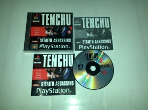 Tenchu Stealh Assassins - Sony Playstation