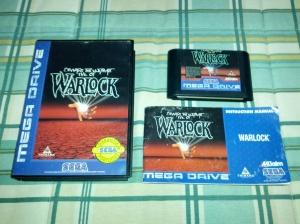 Warlock - Sega Mega Drive
