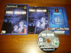 Ghost Vibration - Sony Playstation 2