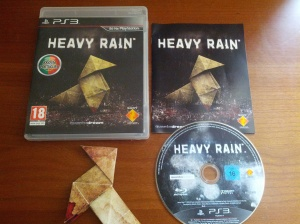 Heavy Rain - Sony Playstation 3