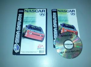 NASCAR 98 - Sega Saturn